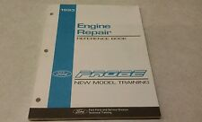 1993 Ford Probe Engine Repair Reference book