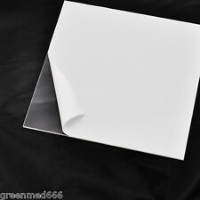 20x 1.0mm Dental tough Thermoforming hard plastic sheet for Vacuum Forming