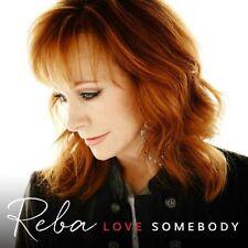 MCENTIRE,REBA - LOVE SOMEBODY (CD) Sealed