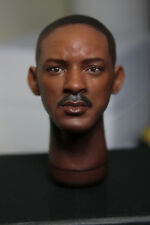 1/6 Will Smith headplay  Men in Black MIB James Edwards head sculpt