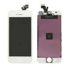 LCD Display + Touch Screen Replacement Glass Repair for iPhone 5 OEM -White