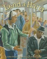 Lend a Hand : Poems About Giving by John Frank (2014, Hardcover)
