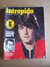 INTREPIDO n°28 1977 Adriano Panatta [G549]