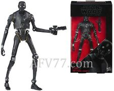 "Hasbro Star Wars BLACK Series Wave 7 Rogue One 6"" K-2SO Droid"