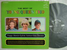 SYLVIE VARTAN PEGGY MARCH RITA PAVONE / SHP-5420 THE BEST OF YOUNG QUEEN TRIO  C