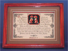 THE OUR FATHER PRAYER-Bible Verse Scripture,Poem,Plaque Framed Christain Gifts 2