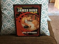 The James Bond Files      Goldfinger    By Glenn A Magee