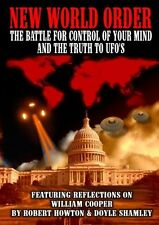 New World Order: The Battle For Your Mind and The Truth to UFO's Featuring Refle