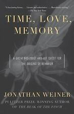 Time, Love, Memory : A Great Biologist and His Quest for the Origins of...