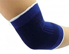 Elbow support brace arm Pair gym sleeve elasticated bandage pad wrap arthritis