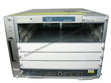 Cisco 7606-S Chassis 6-Slot CISCO7606-S w/ Dual AC & SUP720-3BXL COMPLETE BUNDLE