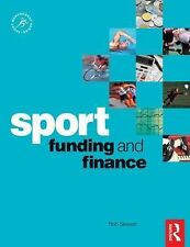 Sport Funding and Finance (Sport Management Series) by Stewart, Bob, Acceptable