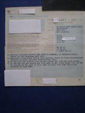 Vintage V5 Document - VW Golf GTi  - 1983  -  MEMORABILIA