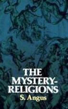 The Mystery-Religions: A Study in the Religious Background of Early Christianity