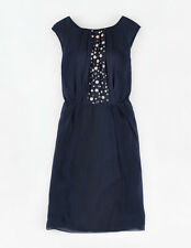BODEN  NWT Grace Dress - Navy - UK 18 L - 2015 *Special Occasions* Range