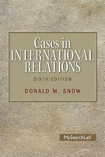 Cases in International Relations (6th Edition)
