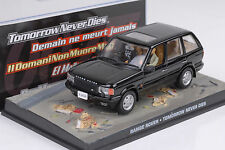 Movie James Bond Range Rover / tomorrow never dies 1:43 Ixo