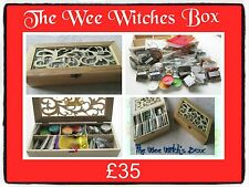 wee witches box gift set or starter kit