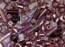 BG05 Beads Perlen Glasperlen Rocailles Mix MALVE 900 St Seedbeads Saatperlen