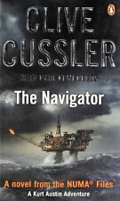 The Navigator: The NUMA Files #7 By Clive Cussler
