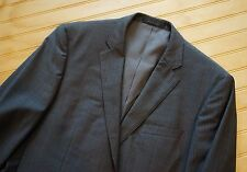 BOSS Hugo Boss ~ 'The Jam 75/Sharp 3' Gray Pinstripe Suit Coat ~ Size US 40R
