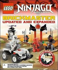 NEW Lego Brickmaster by Dorling Kindersley  2014, Hardcover English