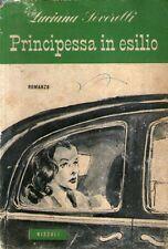 DT Principessa in esilio Peverelli Rizzoli 1948