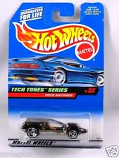SmLegion102:NEW HOTWHEELS TECH TONES SERIES SPEED MACHINE