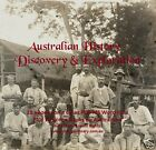 CD- Australian History Discovery & Exploration - 38 eBooks (Resell Rights)