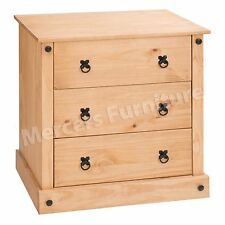 Mercers Furniture® Corona Budget Mexican Pine Chest of Drawers