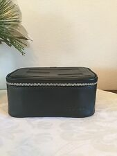 New Fendi Pour Homme Parfums Purse Cosmetic Bag Make Up Dopp Kit Clutch Case