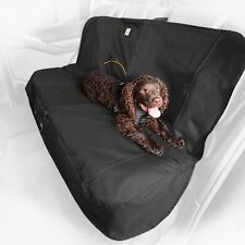 "Kurgo Waterproof Car Bench Seat Cover for Dogs 55"" wide - provide (Color:Black)"