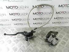 Megelli 250 10 complete front brake assy master cylinder caliper hose reservoir