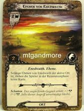 Lord of the Rings LCG  - 1x Ebenen von Enedwaith  #021 - Die Dunland-Falle