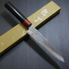 Japanese SETO ISEYA Hammered Damascus VG10 Petty Utility Kitchen Knife Japan I-2