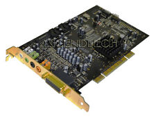 CREATIVE LABS SOUND BLASTER X-FI 7.1 AUDIO PCI SOUND CARD SB0670 5188-5476 USA