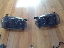 VW MK3 Hella Headlights 93-98 Golf Cabrio OEM head lights Volkswagen gti e-code