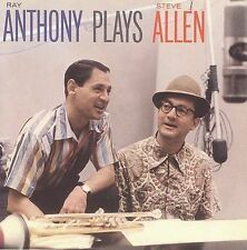 Plays Steve Allen/Like Wild by Ray Anthony (CD, Nov-2007, Lone Hill Jazz...