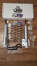 Viking 1987-1993 Mustang Front Bolt-in Coil-over Kit V8 or SN95 Spindles ONLY