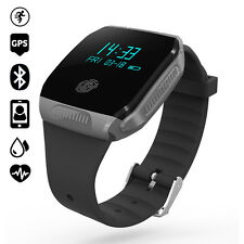 E07S Smart Sport Watch WristBand Bracelet GPS Bluetooth 4.0 Fitness Tracker IP67