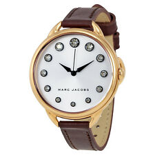 Marc by Marc Jacobs Betty Silver Dial Ladies Watch MJ1478