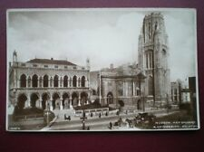 POSTCARD RP BRISTOL MUSEUM ART GALLERY & UNIVERSITY