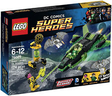 LEGO Super Heroes Green Lantern vs. Sinestro Building Set 76025 NEW NIB