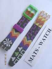 SWATCH+VARIANT+GENT+GB273 PSYCHEDELIA+NEU/NEW