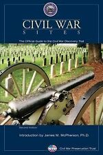 Civil War Sites, 2nd: The Official Guide to the Civil War Discovery Tr-ExLibrary