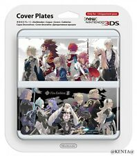 Nintendo Cover Plate Kisekae plate No.061 Fire Emblem if From Japan F/S epacket