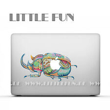 "Macbook Aufkleber color Sticker Skin Decal Macbook Pro 13"" 15"" Air 13""Kaefer C13"
