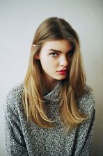 AMERICAN APPAREL Oversized Knit Cowl Neck Sweater/ Size M/ $70