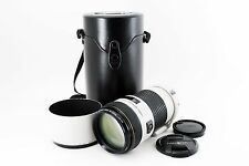 MINOLTA HIGH SPEED AF APO TELEZOOM 80-200mm f/2.8 G Lens w/Hood [Excellent]