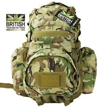 Army Combat Military Rucksack Vulcan Travel Backpack Bag Back Day Pack 22L Molle